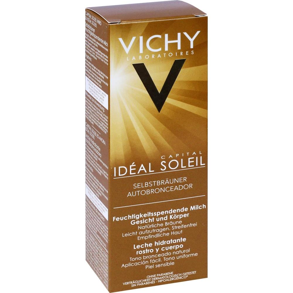 05589233, Vichy Capital Soleil Selbstbräuner Milch Ges+Körp, 100 ML