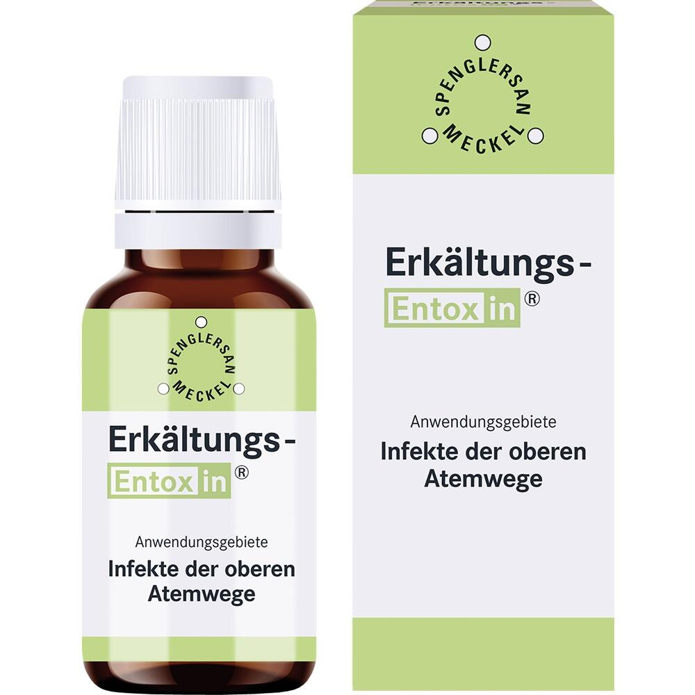 05701167, Erkältungs-Entoxin, 100 ML