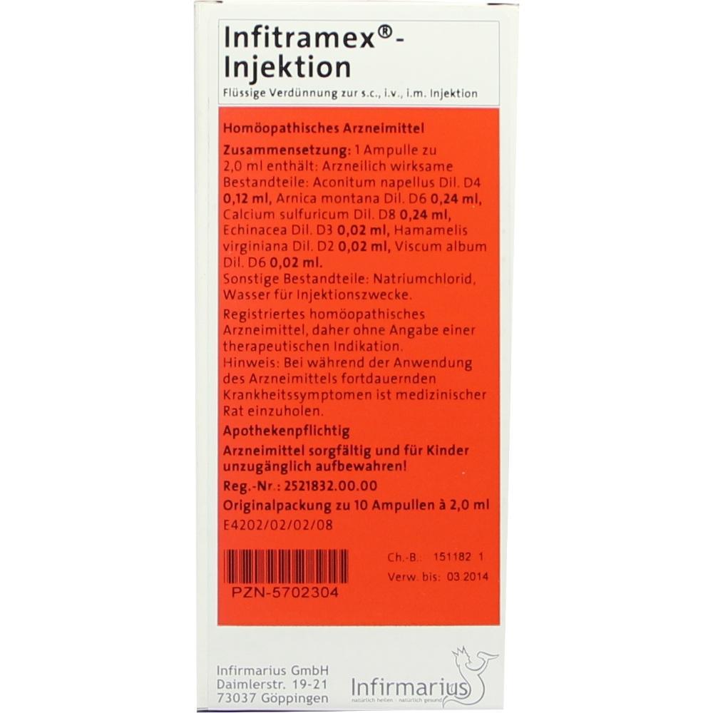 INFITRAMEX Injektion