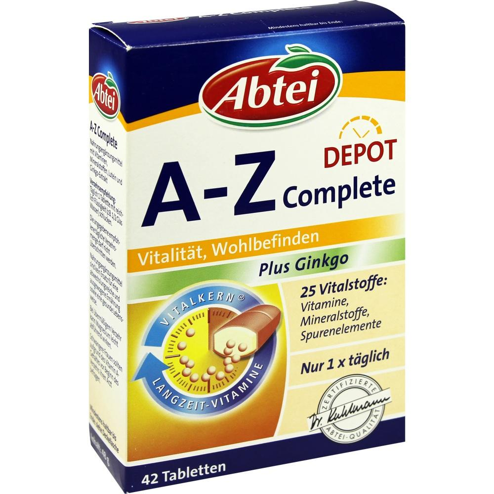 05748482, Abtei A-Z Complete, 42 ST