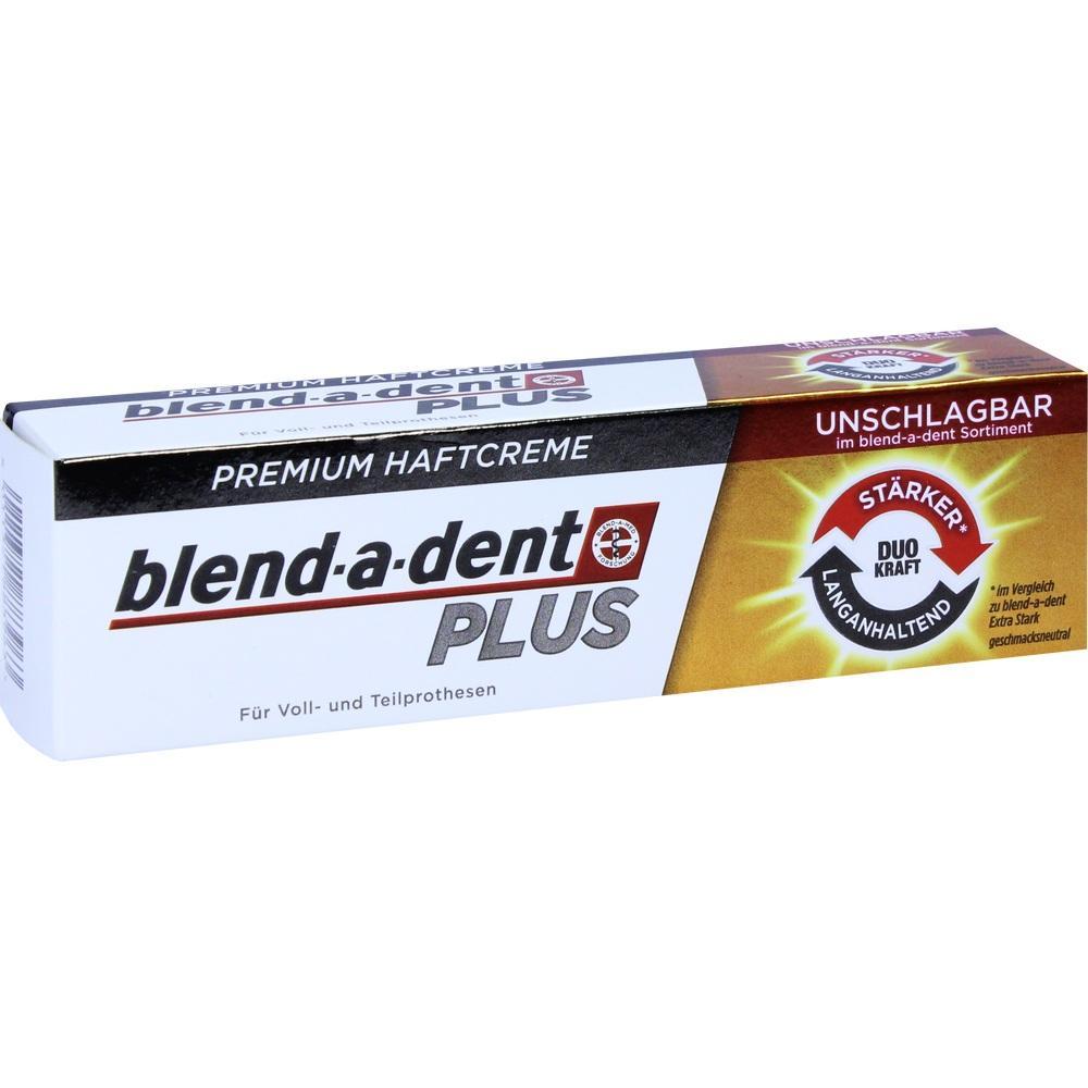 05853374, blend-a-dent Super-Haftcreme Duo Kraft, 40 G
