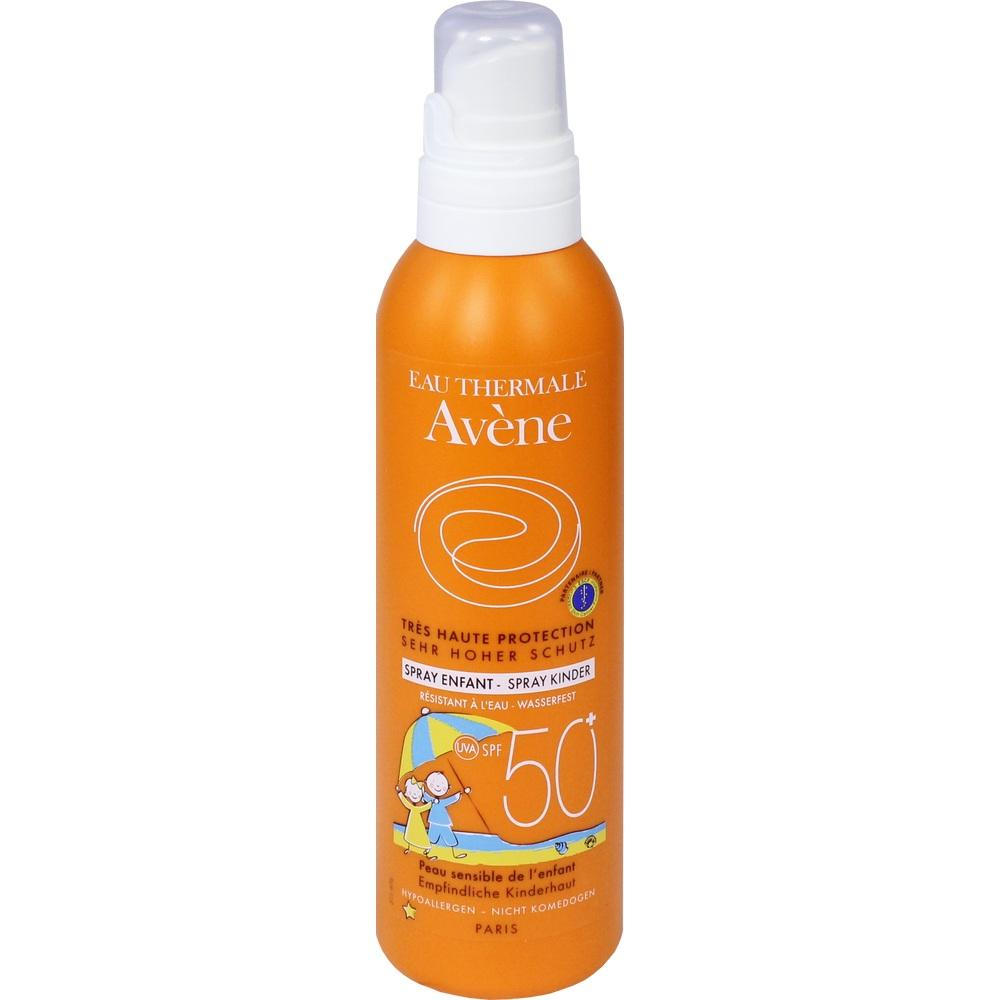 05874560, AVENE SunSitive Kinder Sonnenspray SPF 50+, 200 ML