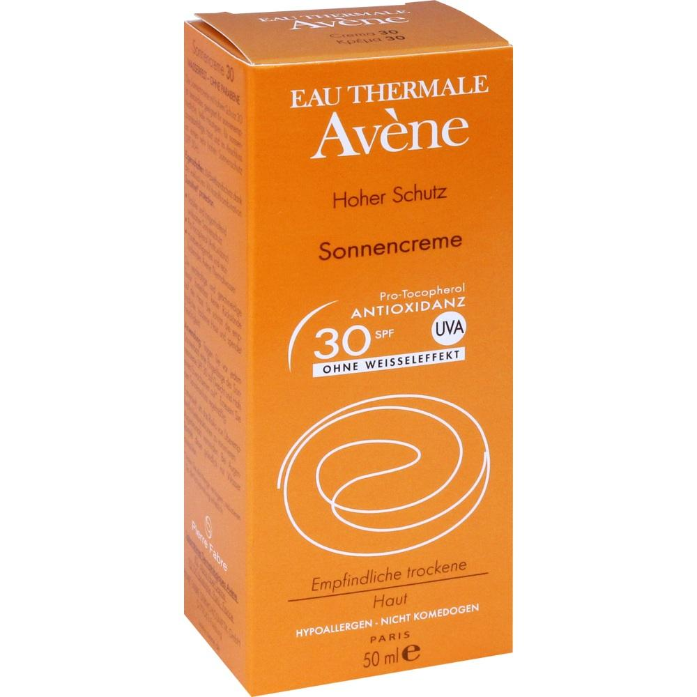 05874732, AVENE SunSitive Sonnencreme SPF 30, 50 ML