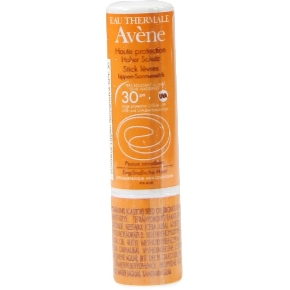 05874778, AVENE SunSitive Lippen-Sonnenstick SPF 30, 3 G