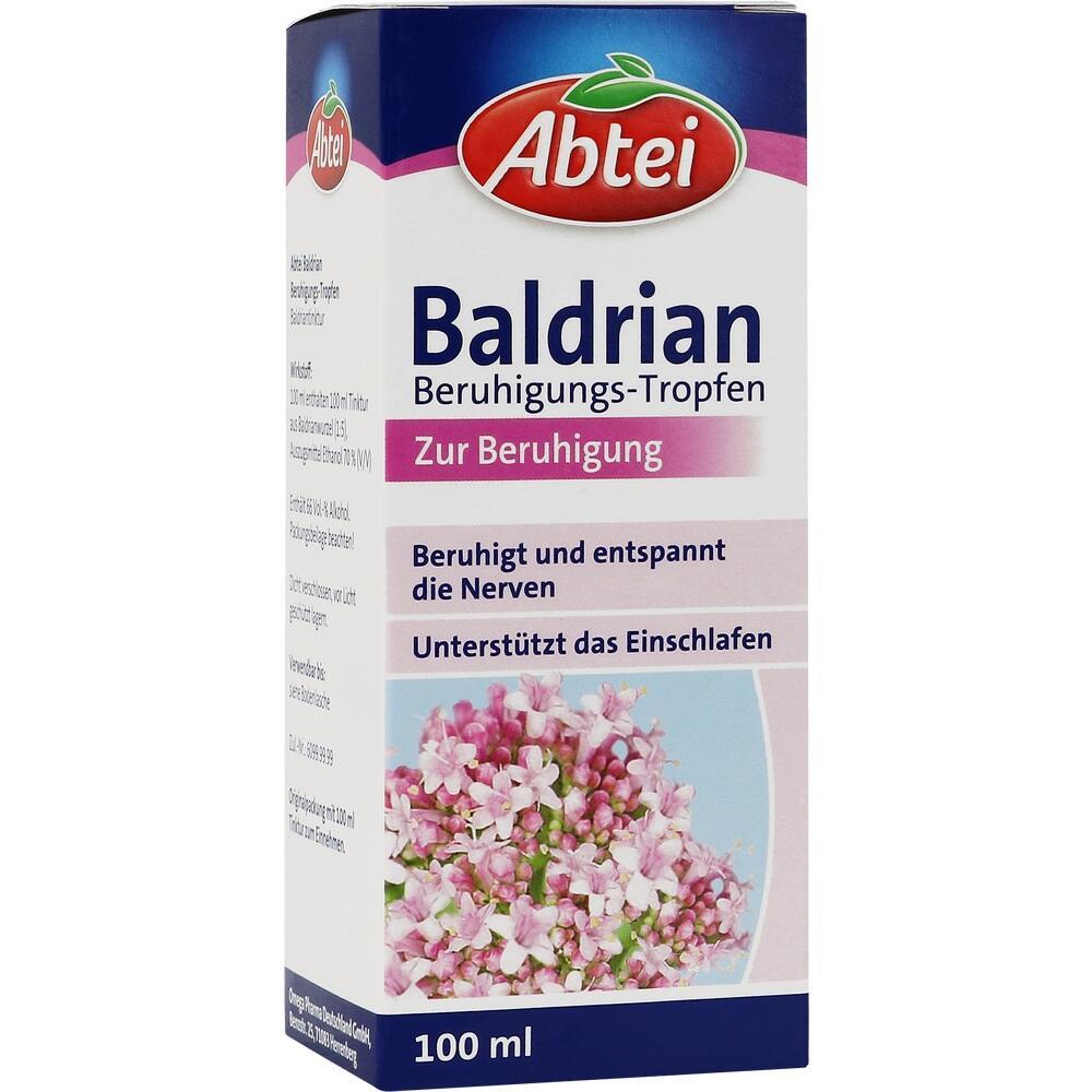 05948324, ABTEI Baldrian Beruhigungs-Tropfen, 100 ML