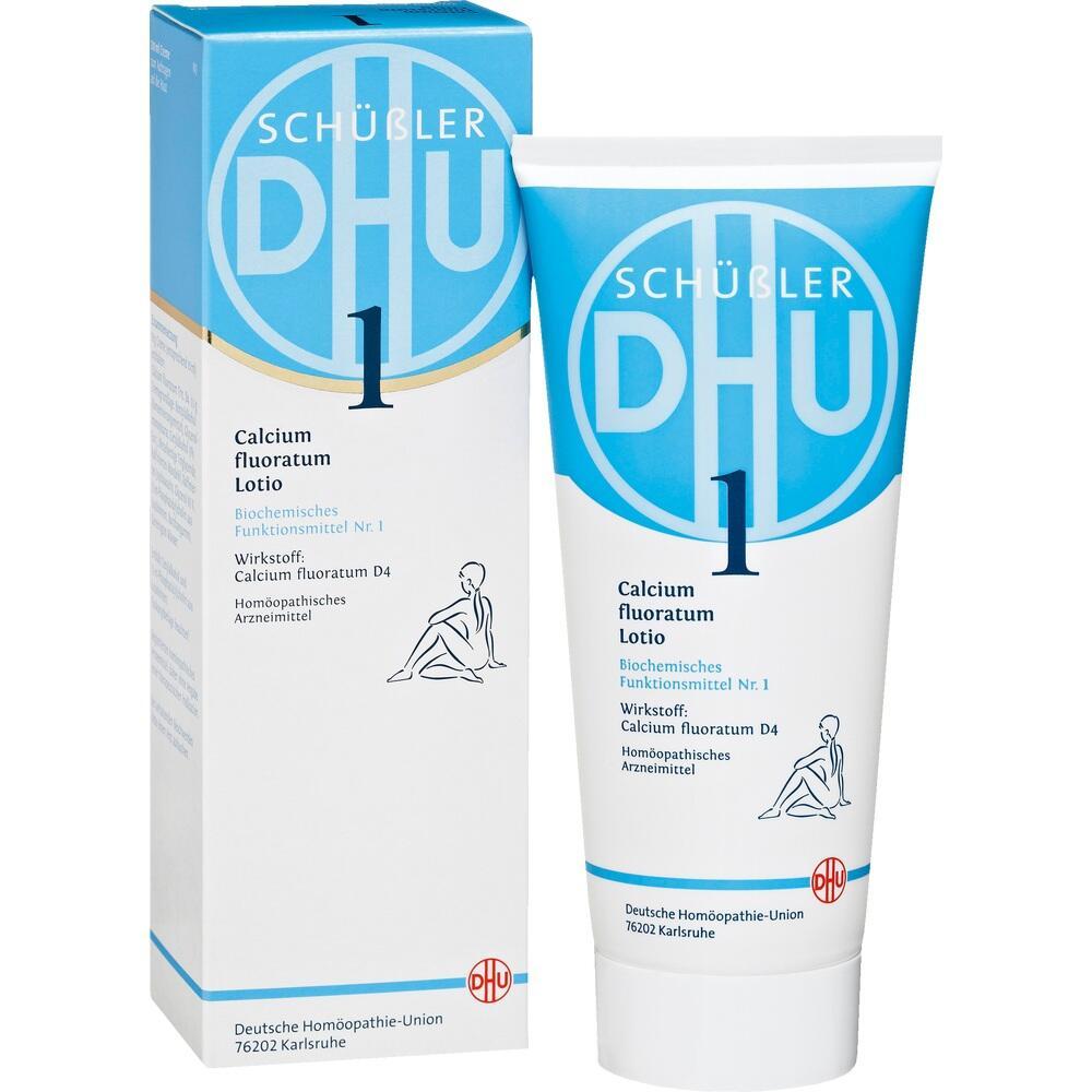 05957211, Biochemie DHU 1 Calcium fluoratum D4 Lotio, 200 ML