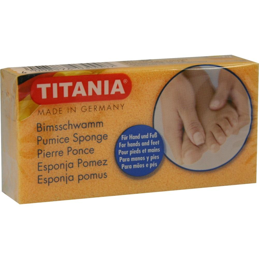 BIMSSCHWAMM TITANIA