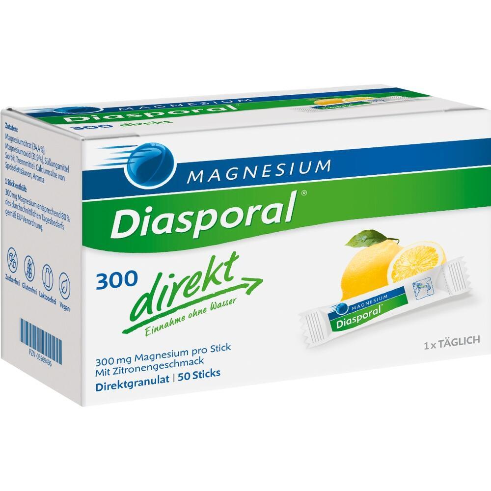 05969496, Magnesium-Diasporal 300 direkt, 50 ST