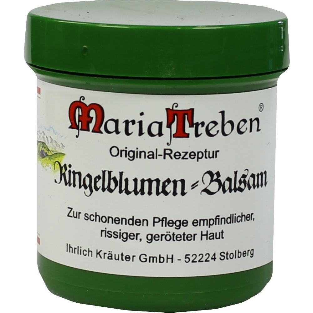 Ihrlich Kräuter + Kosmetik GmbH MARIA TREBEN Ringelblumen Balsam 06056208