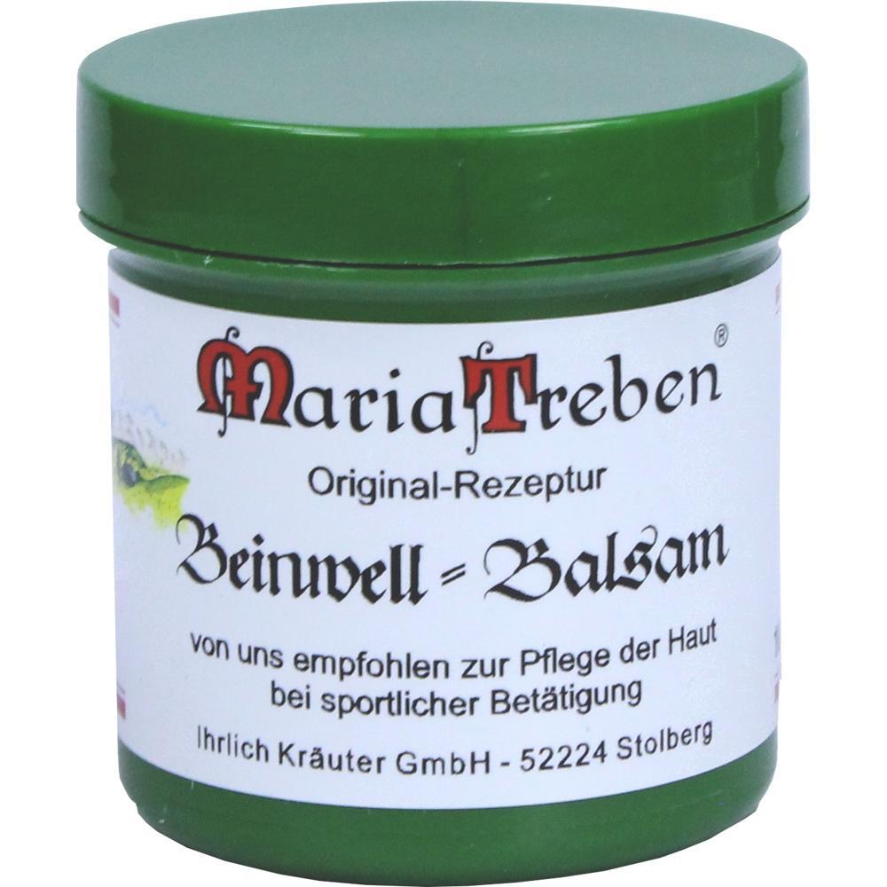 Ihrlich Kräuter + Kosmetik GmbH MARIA TREBEN Beinwell Balsam 06056237