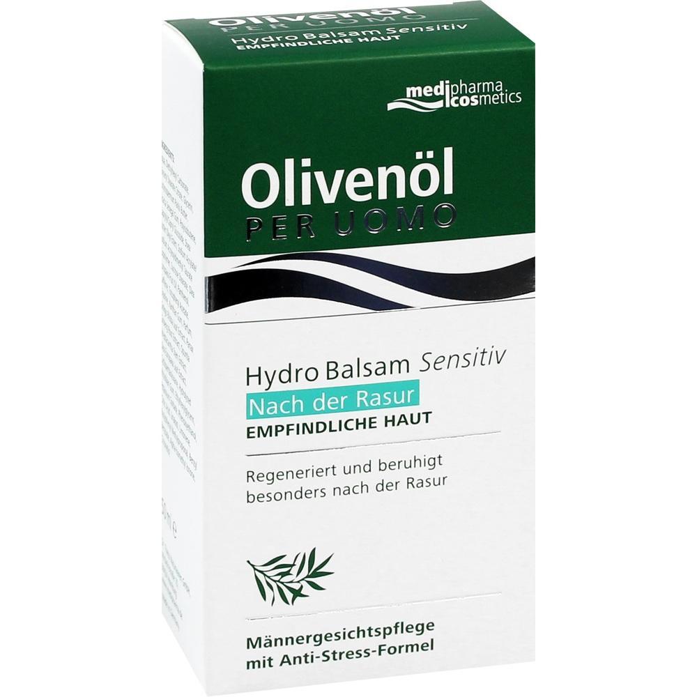 06065087, Olivenöl Per Uomo Hydro Balsam sensitiv, 50 ML