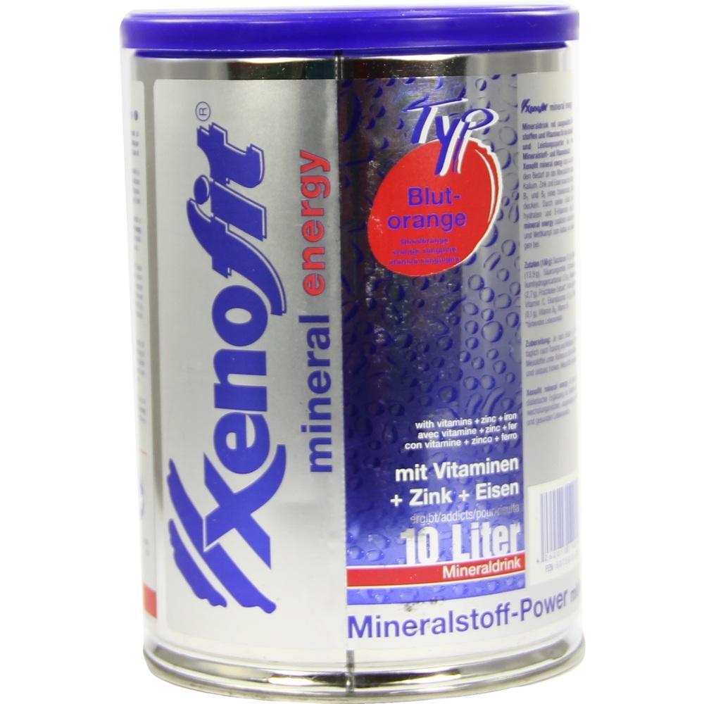 XENOFIT mineral energy Granulat