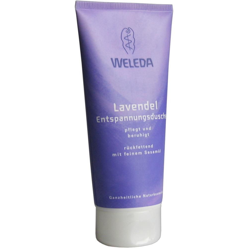 06080193, Weleda Lavendel Entspannungsdusche, 200 ML