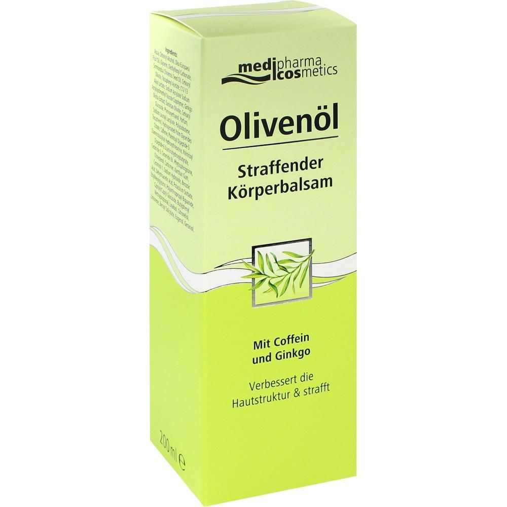 06090889, Olivenöl Straffender Körperbalsam, 200 ML
