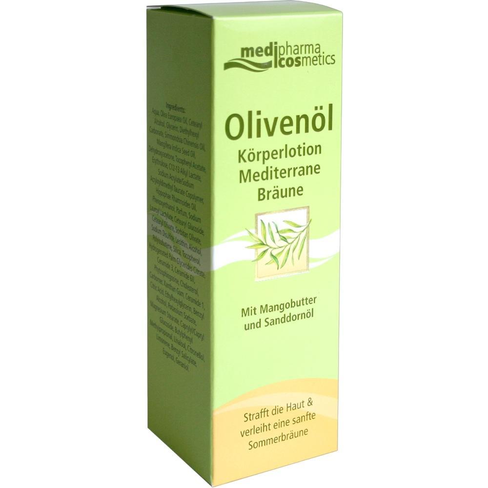 06090903, Olivenöl Körperlotion Mediterrane Bräune, 200 ML