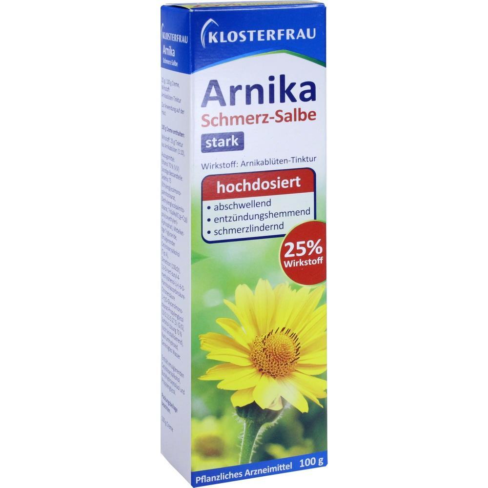 06103008, Klosterfrau Arnika Schmerz-Salbe, 100 G