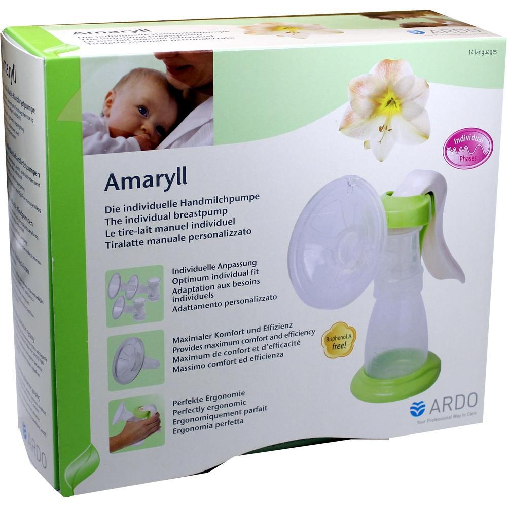 06138550, Ardo Amaryll die individuelle Handmilchpumpe, 1 ST