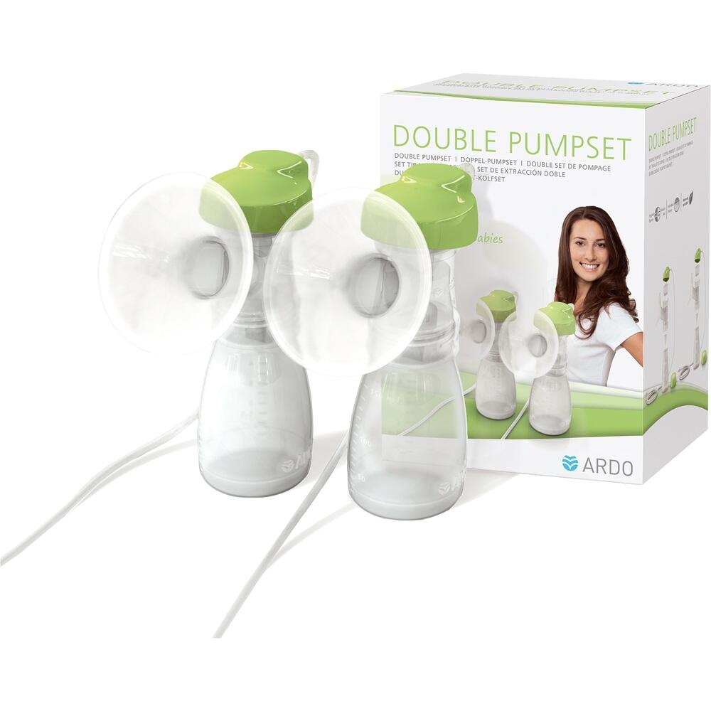 06138604, Ardo Double PumpSet das sichere und hyg. Pumpset, 1 ST