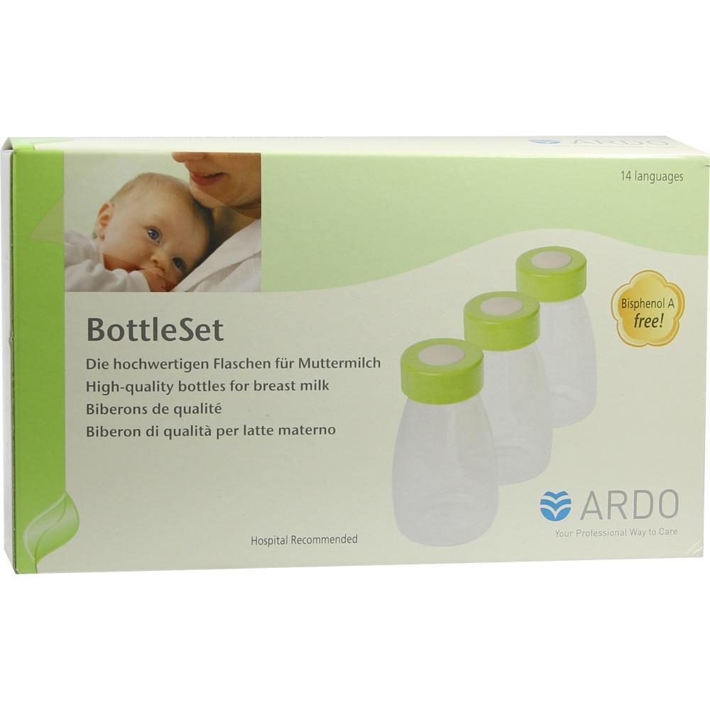 06138633, Ardo BottleSet Muttermilchflaschen, 3 ST