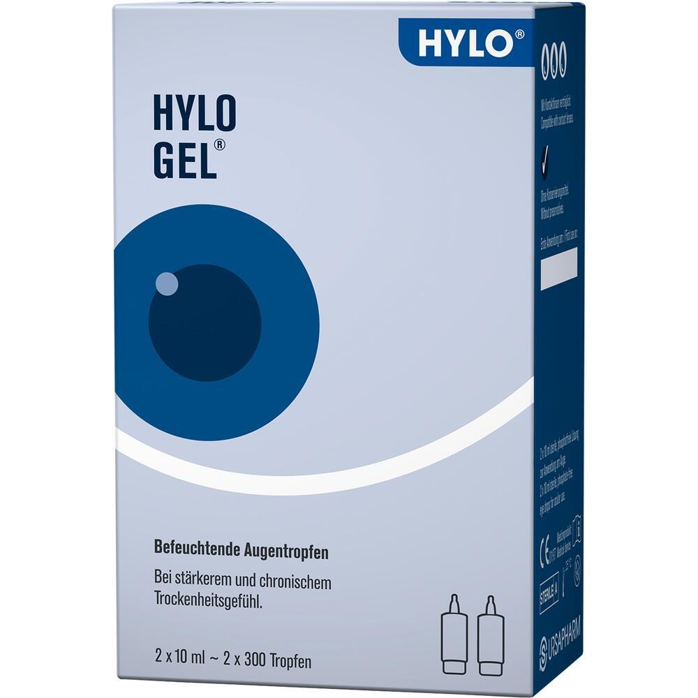 06144964, HYLO-GEL, 2X10 ML