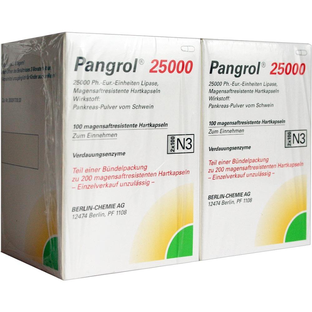 06160578, PANGROL 25000, 200 ST