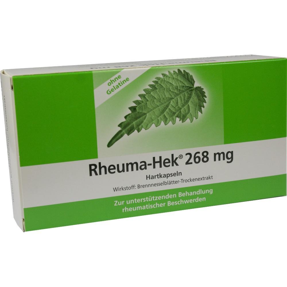 06161402, Rheuma Hek 268mg Hartkapseln, 200 ST