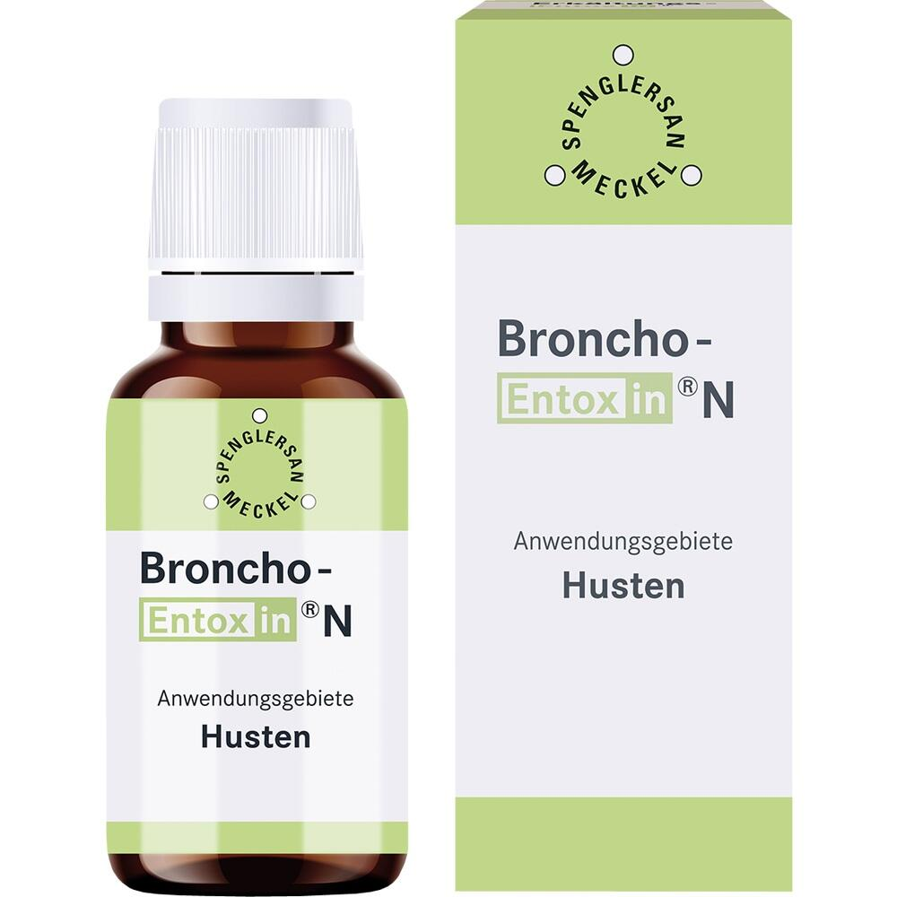 06184314, BRONCHO ENTOXIN N, 20 ML