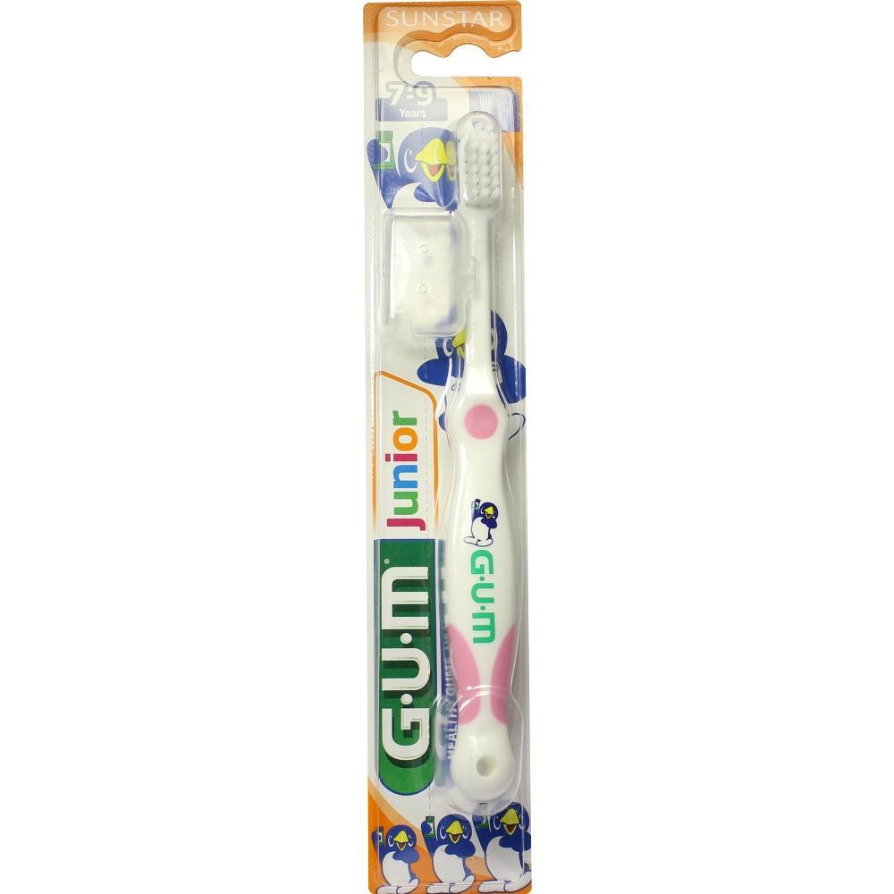 06194502, GUM Junior Zahnbürste extraweich 7-9 Jahre, 1 ST