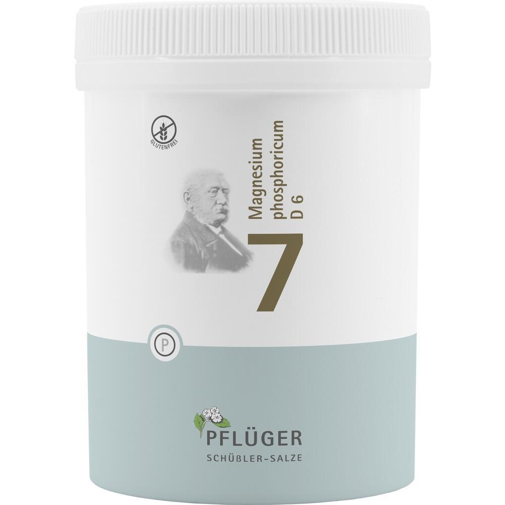 06319352, Biochemie Pflüger Nr. 7 Magnesium phosphoricum D 6, 1000 ST