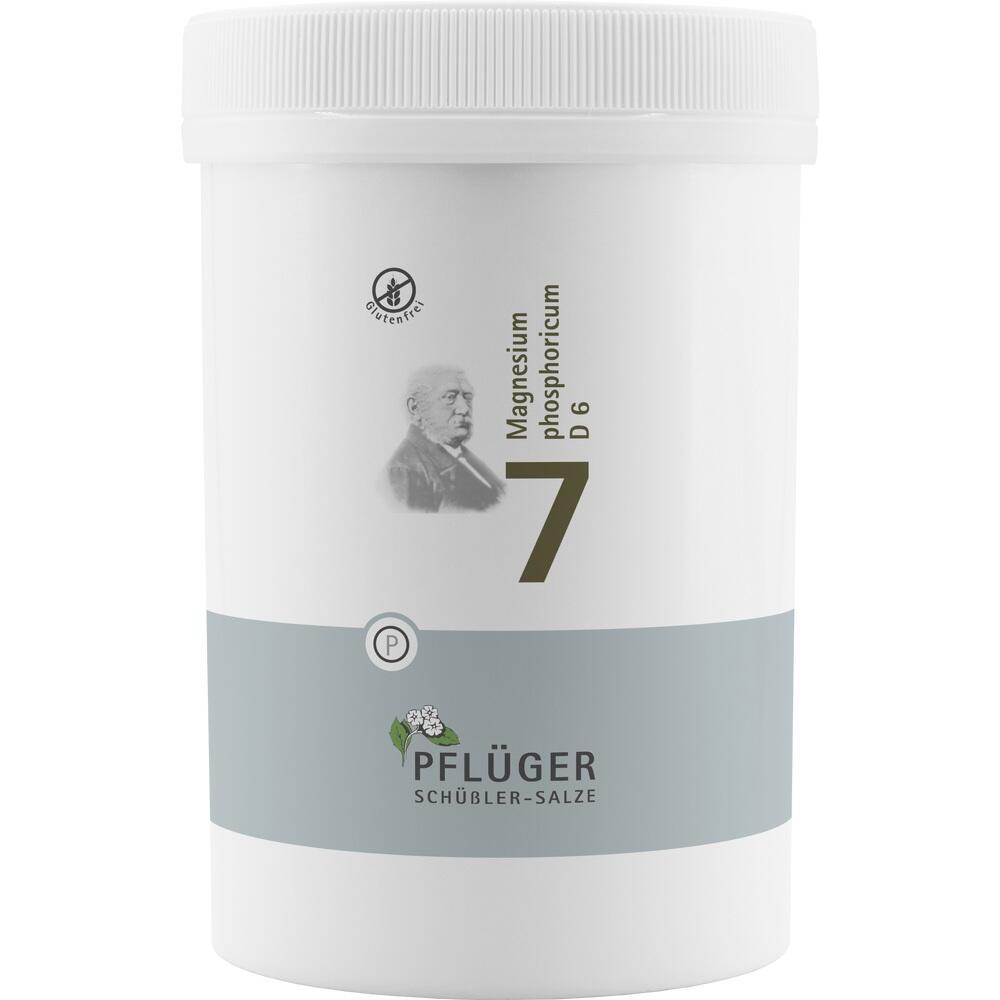 06319369, Biochemie Pflüger Nr. 7 Magnesium phosphoricum D 6, 4000 ST