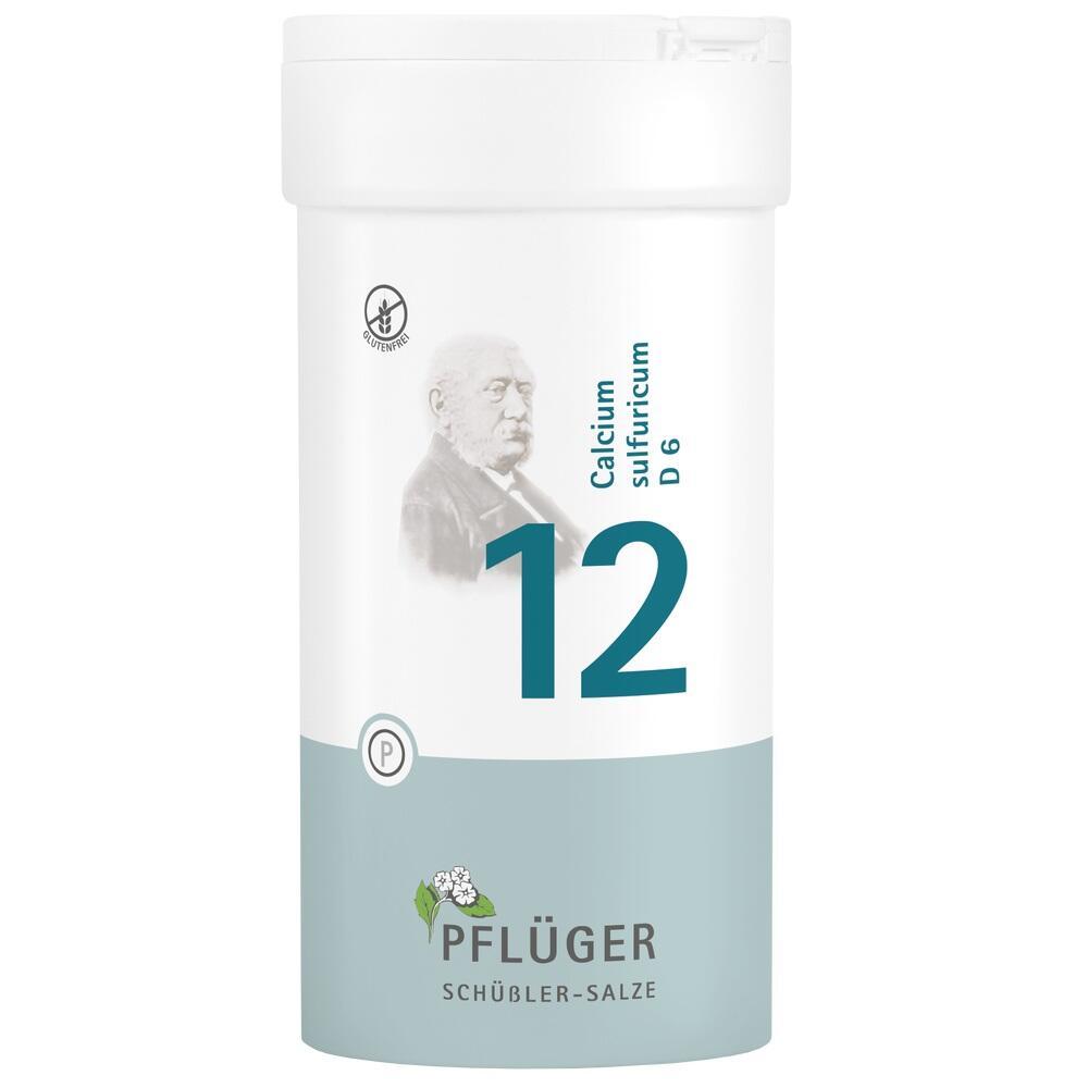 06320740, Biochemie Pflüger Nr. 12 Calcium sulfuricum D 6, 400 ST