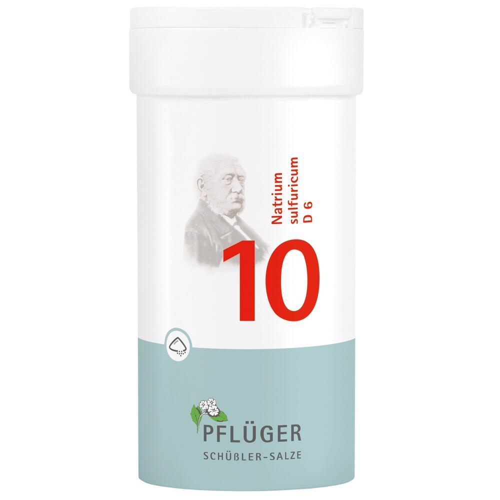 06323448, Biochemie Pflüger Nr. 10 Natrium sulfuricum D 6, 100 G