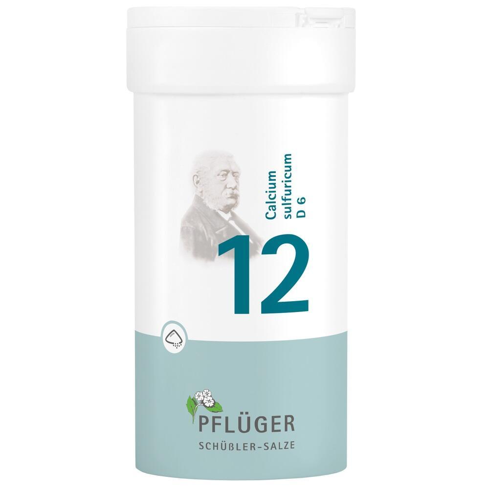 06323537, Biochemie Pflüger Nr. 12 Calcium sulfuricum D 6, 100 G