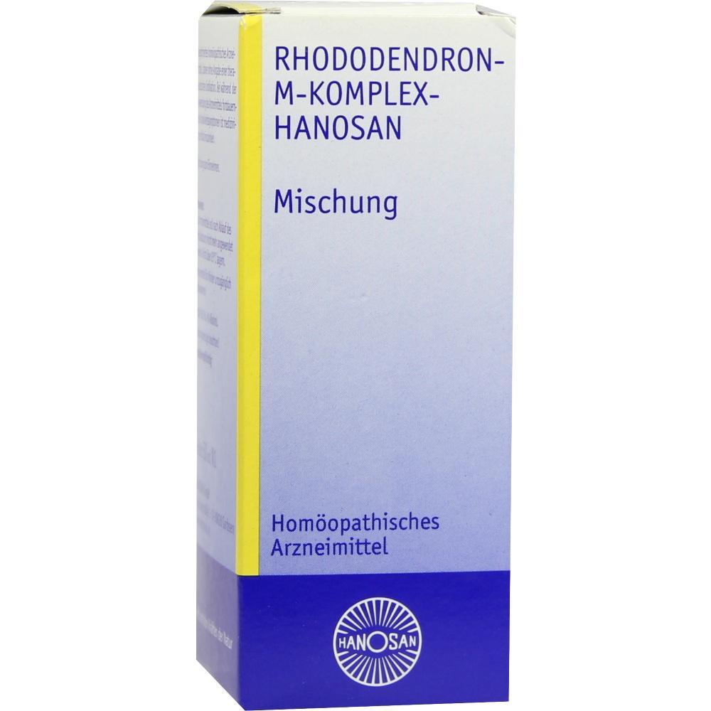 RHODODENDRON M Komplex Hanosan flüssig