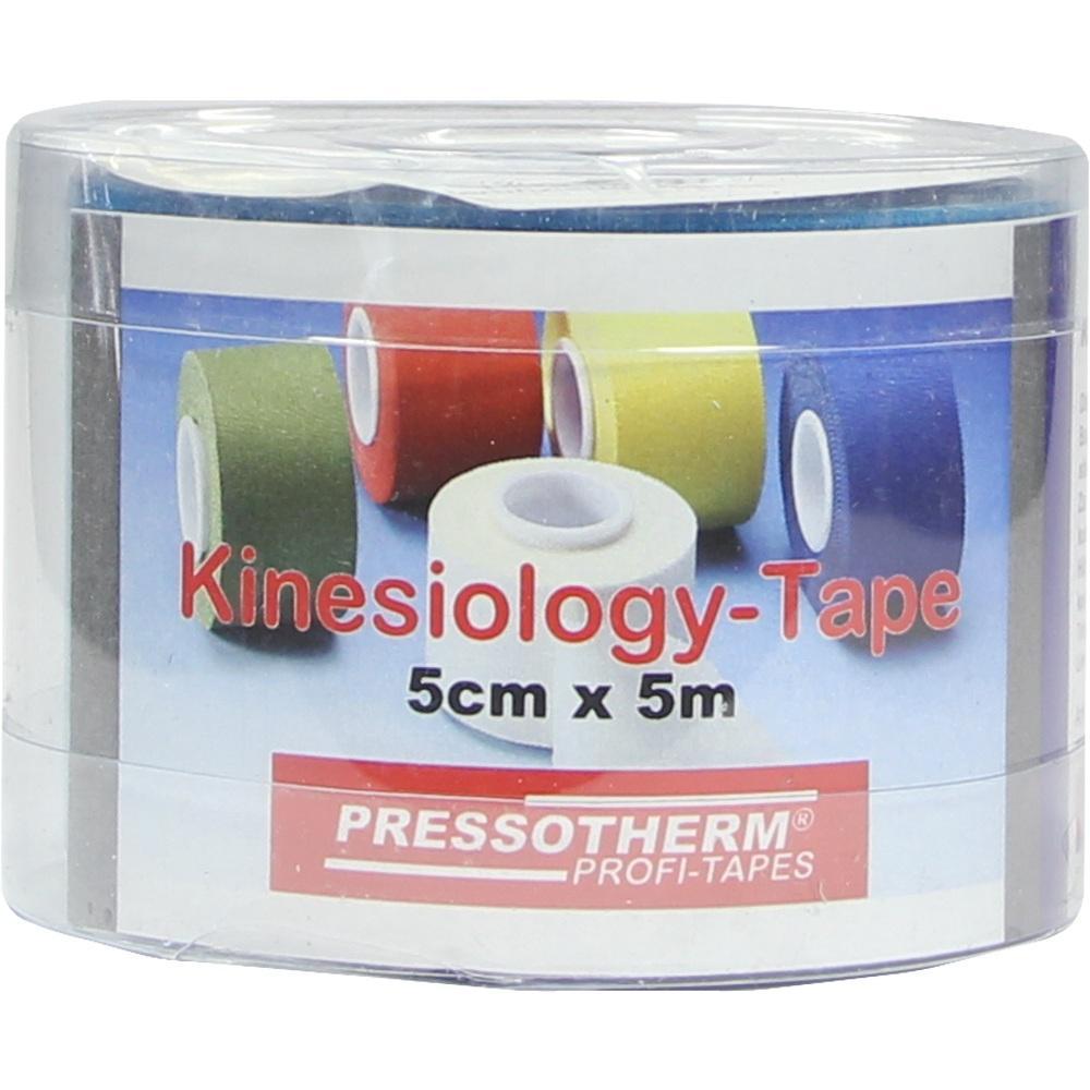 PRESSOTHERM Kine-Med-Tape 5 cmx5 m blau