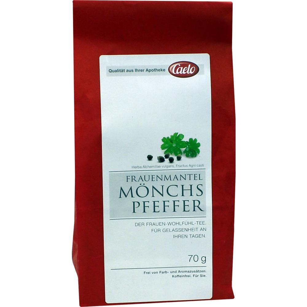 06416061, Frauenmantel-Mönchspfeffer-Tee Caelo HV-Packung, 70 G
