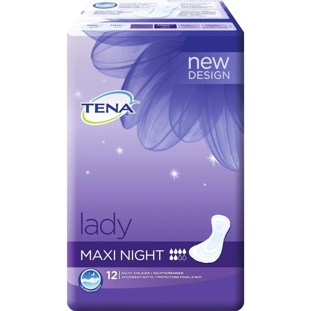 06431451, Tena Lady Maxi Night, 12 ST