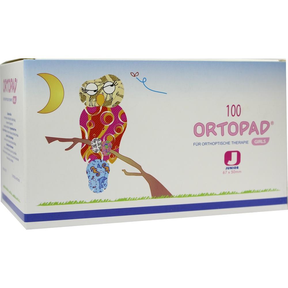 ORTOPAD for girls junior Augenokklusionspflaster