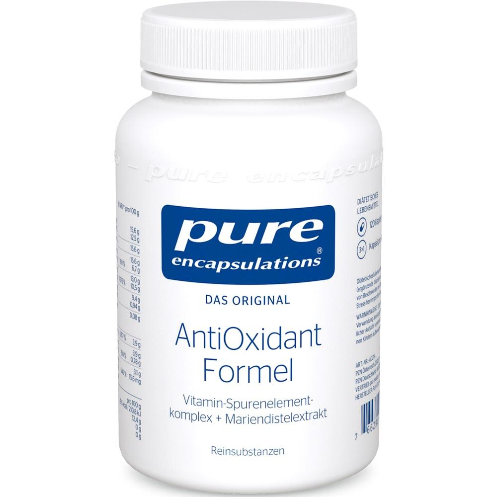 06552195, PURE ENCAPSULATIONS Antioxidant Formel, 120 ST
