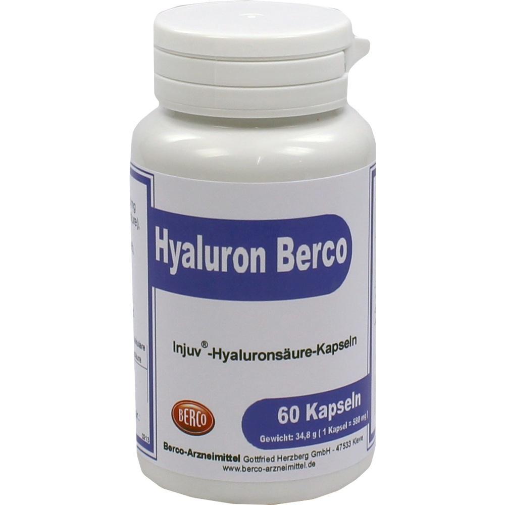 06557637, Hyaluron Berco Injuv, 60 ST