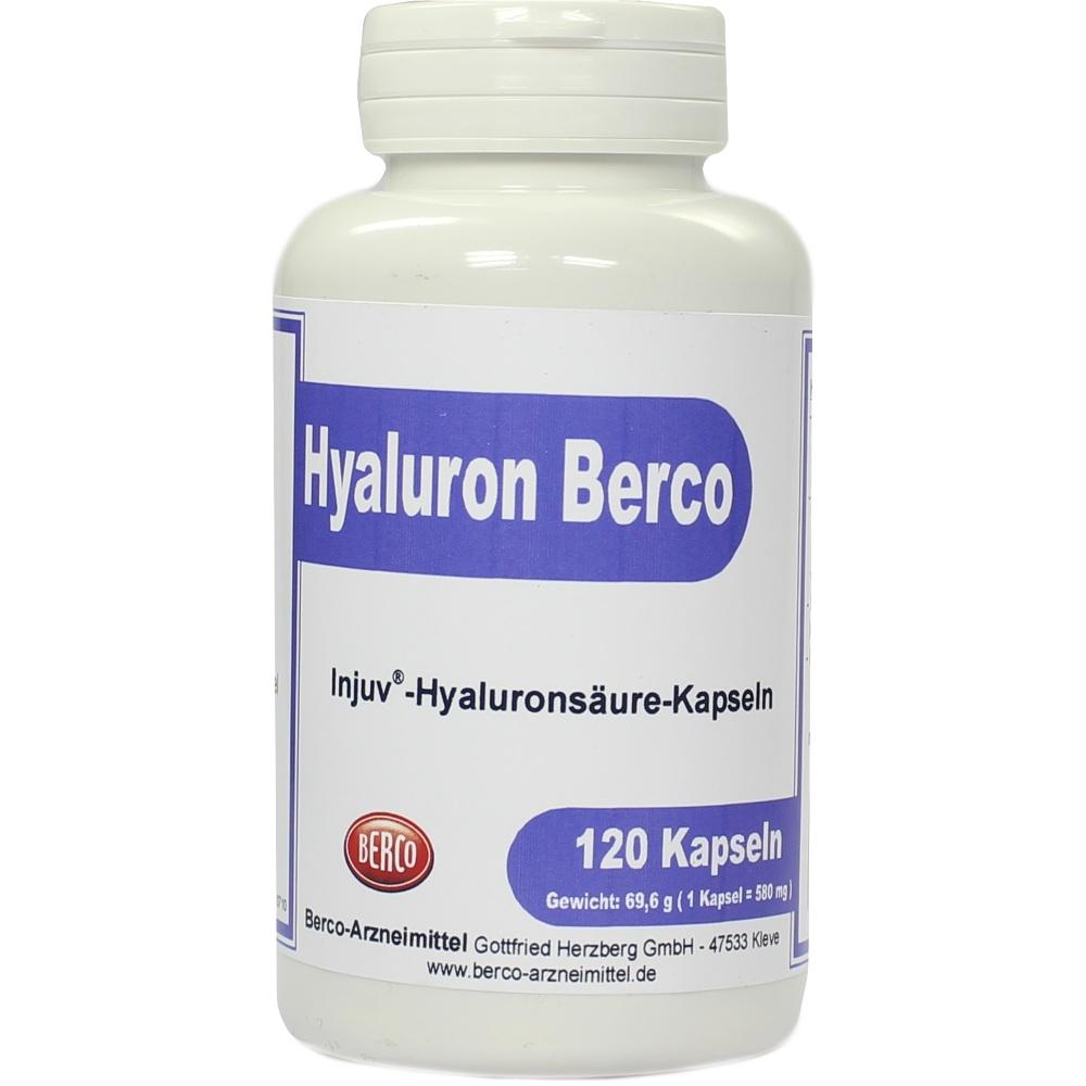 06557666, Hyaluron Berco Injuv, 120 ST