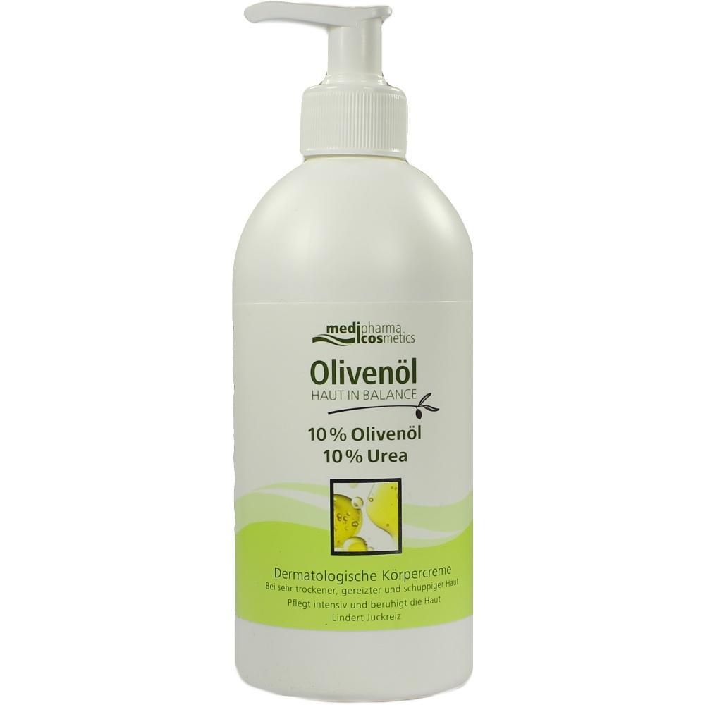 06562236, Haut in Balance Olivenöl Derm. Körpercreme 10%, 500 ML
