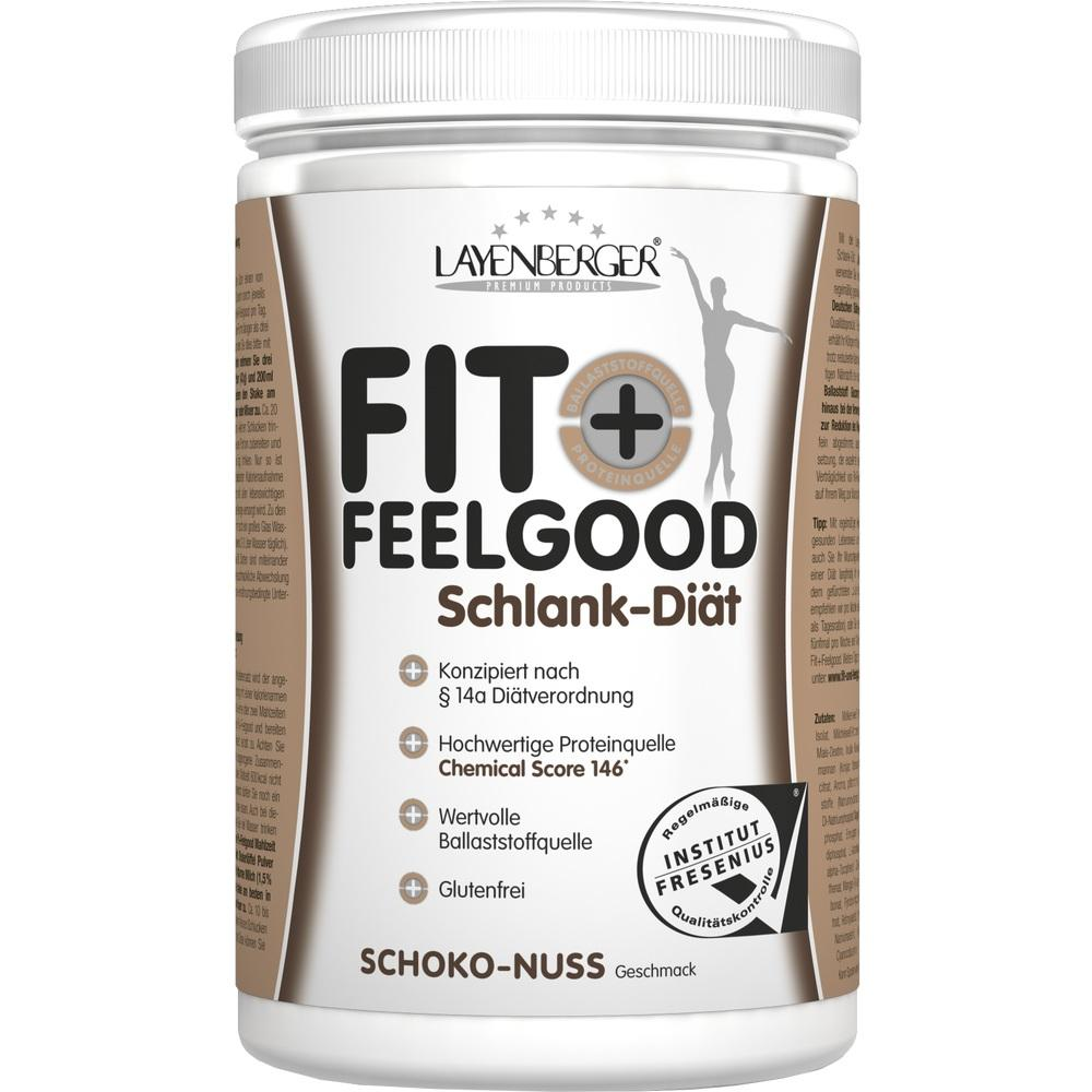 06578295, Layenberger Fit+Feelgood SLIM Mahlz.Ersatz Scho-Nu, 430 G