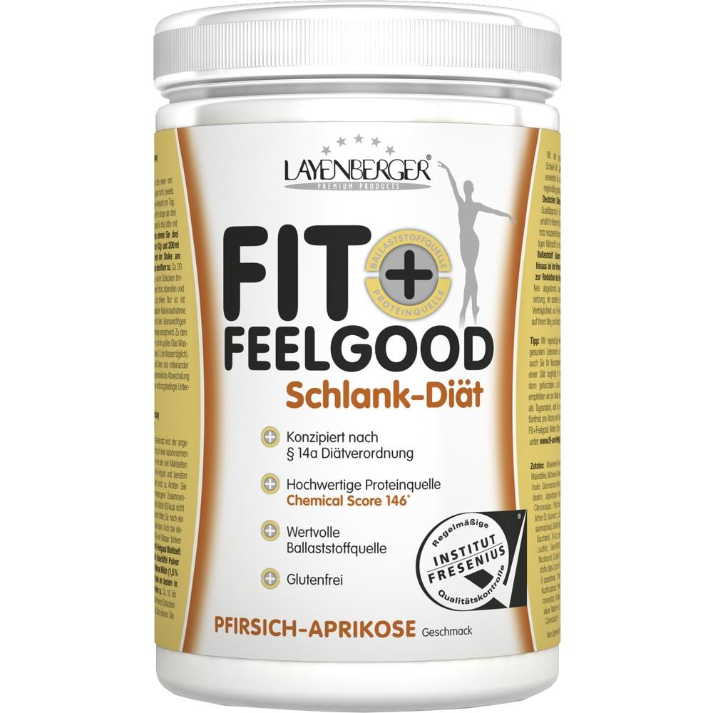 06578349, Layenberger Fit+Feelgood SLIM Mahlz.Ersa Pfir-Apri, 430 G