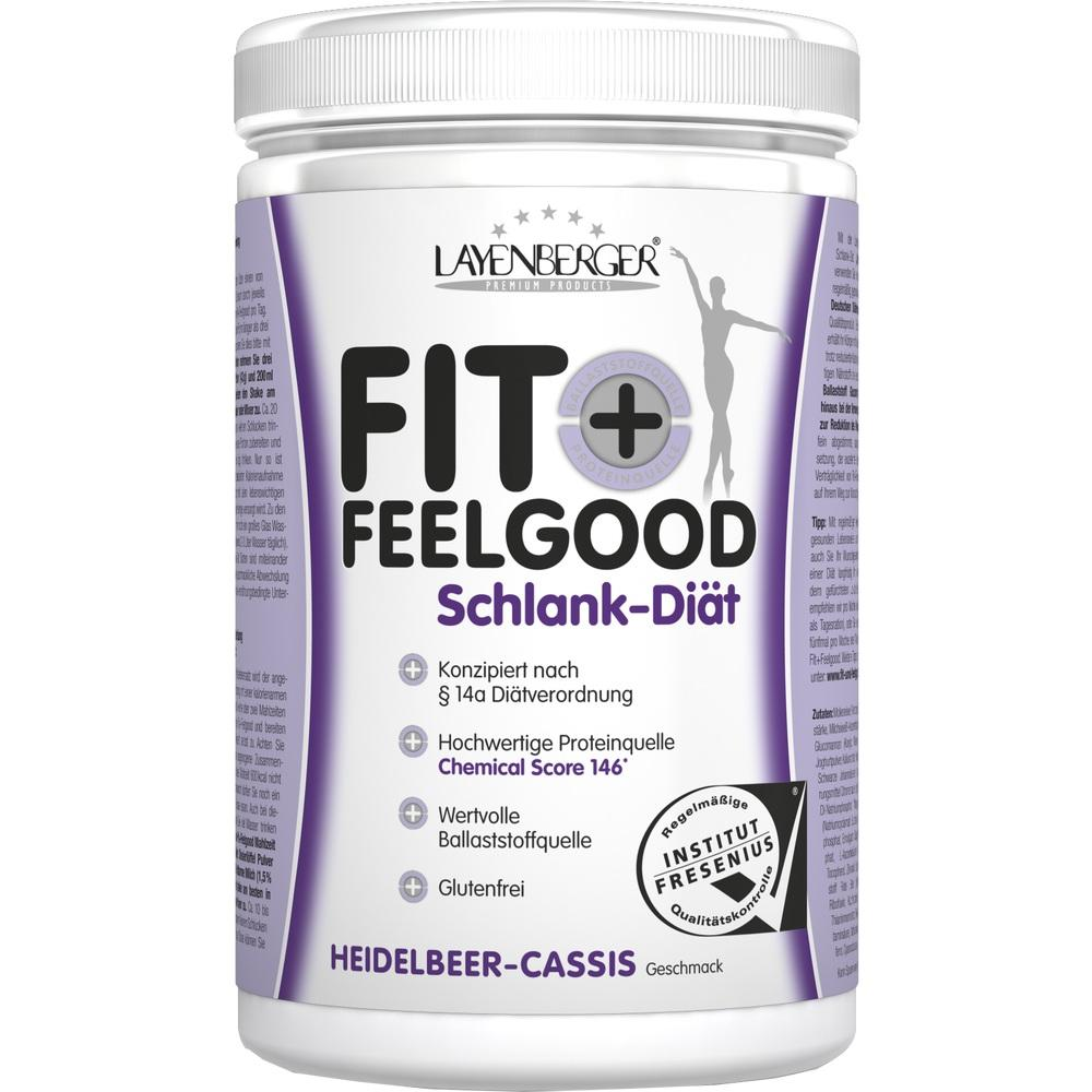 06578355, Layenberger Fit+Feelgood SLIM Mahlz.Ersat Sah-Cass, 430 G