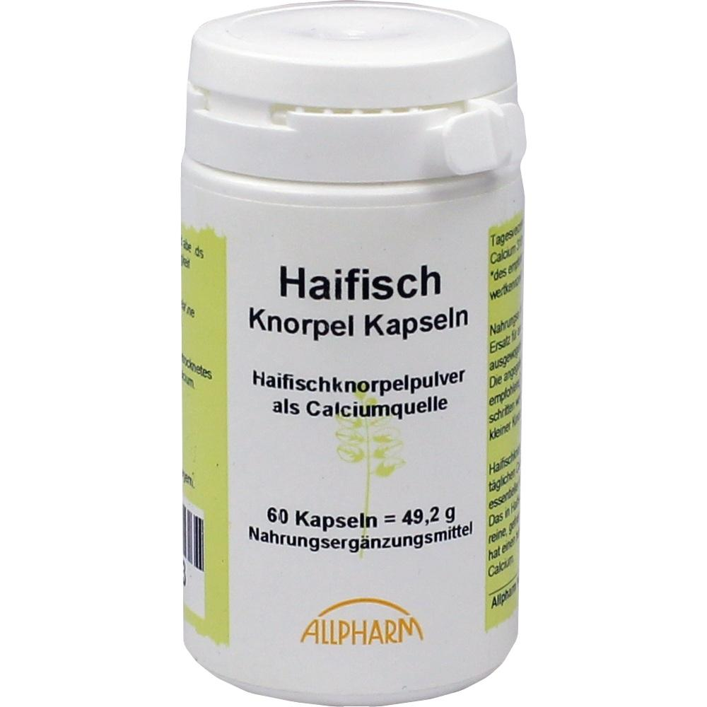 06605833, HAIFISCH KNORPEL, 60 ST