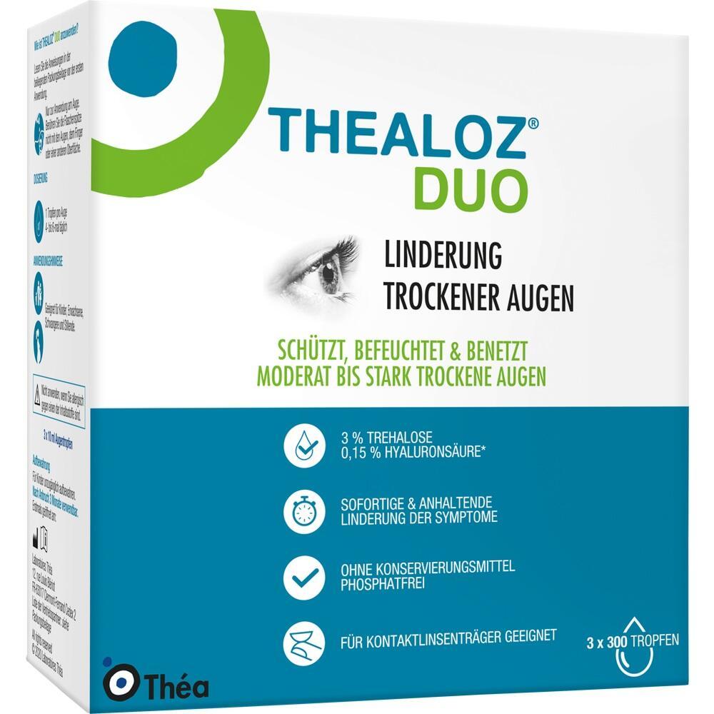 06626657, Thealoz Duo, 3X10 ML