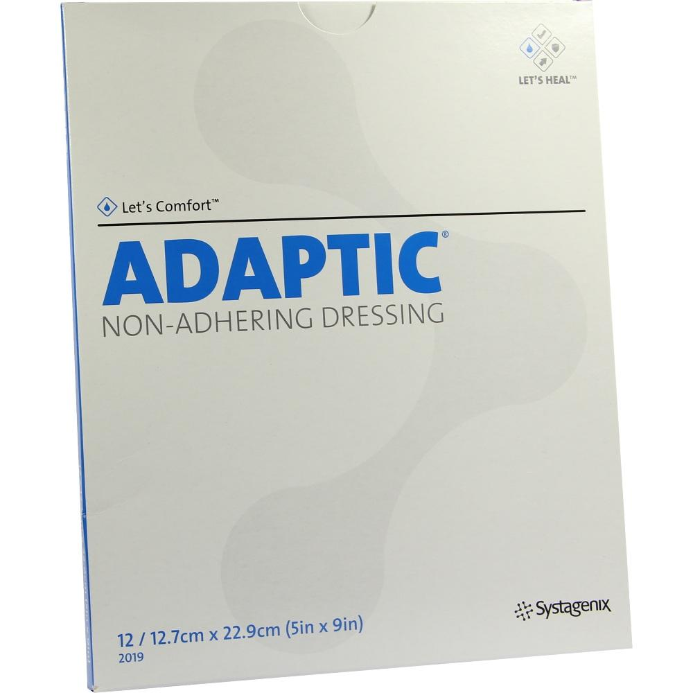 ADAPTIC 12,7x22,9 cm feuchte Wundauflage