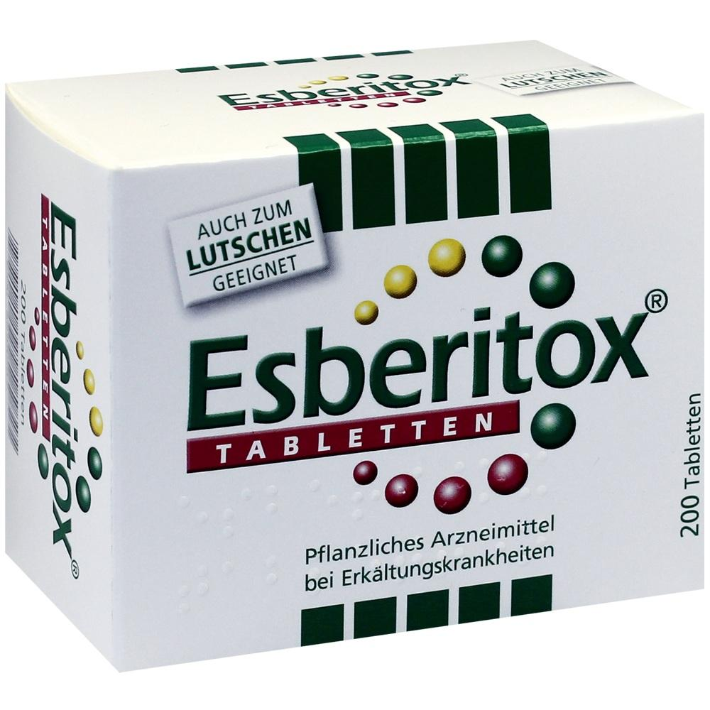 06698007, Esberitox Tabletten, 200 ST
