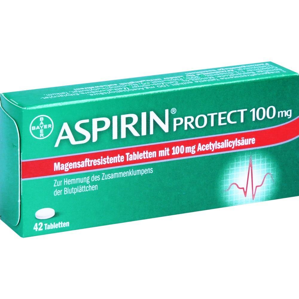 06706149, Aspirin protect 100mg, 42 ST